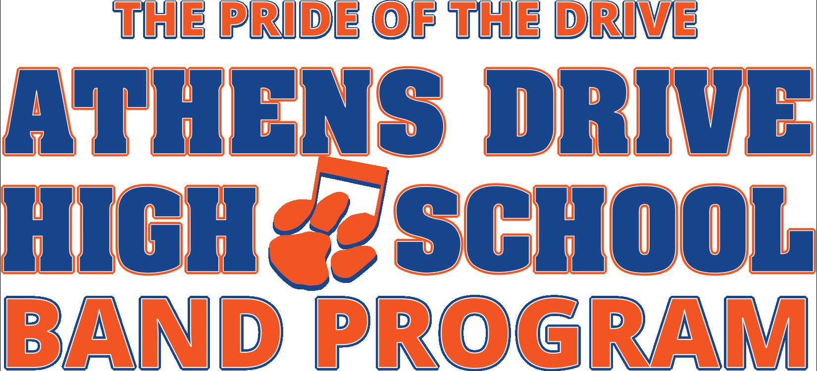 Athens Drive Band Program